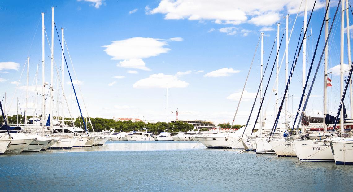 Zdecyduj już teraz, jaki kierunek czarteru jachtu wybierzesz w te wakacje