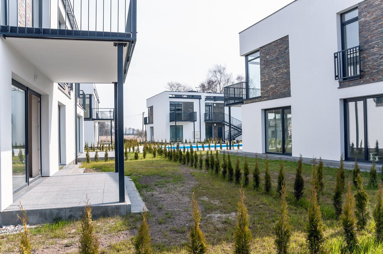 Apartamenty nad morzem Łukęcin